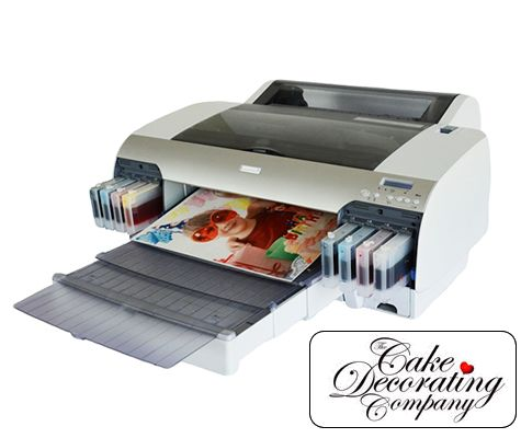 Edible Cake Decorations Printer : Best 25+ Cake decorating equipment ideas on Pinterest ...