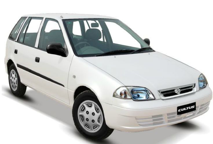 Suzuki Cultus Model 2016-17 Available For Rent, This Is Economy Hatchback Car For 4 Passengers, You Can Hire Online Cars From Fast Car Rental Lahore On Cheap Rates, Rent a Car Lahore Is Fastest & Reliable Way To Hire Cars On Just One Phone Call Away. Contact +92 312 4343400 #CheapCarRental