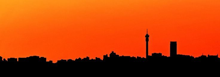 Johannesburg saying goodnight by Mervin Pearce on 500px