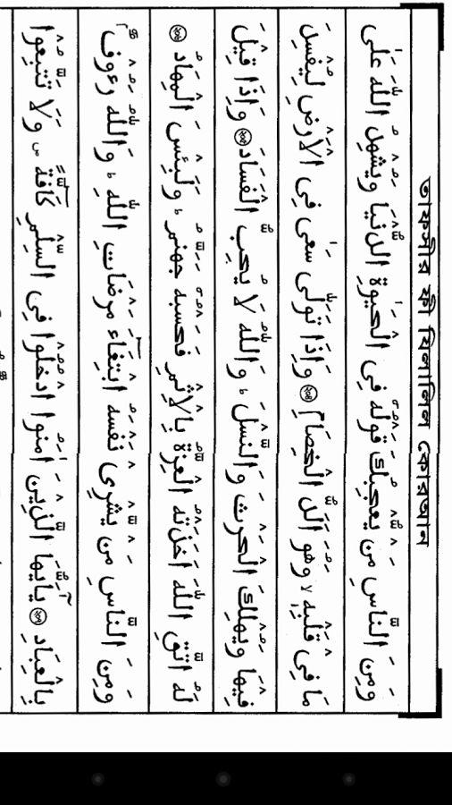 Tafsir fi Zilalil Quran- screenshot