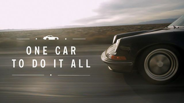 This is the video Petrolicious made about my Porsche 911 and my two-car garage.