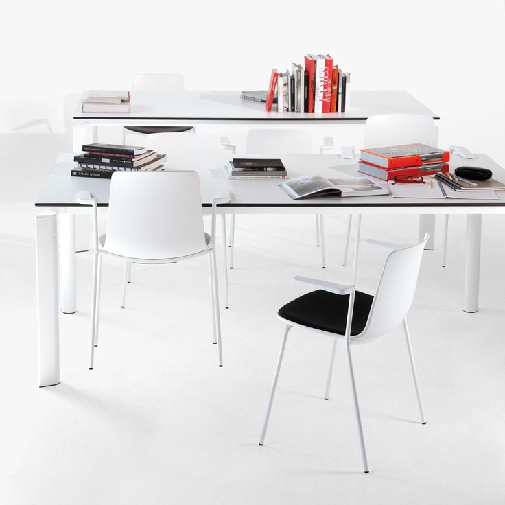 Lottus seating collection designed by Lievore Altherr Molina for Enea | Education design, office design, decor, interior design, designer furniture, task, conference, castor, armchair