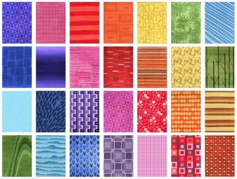 rugs (35 pieces)