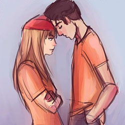 Clarisse La Rue and Chris {I REALLY love them. Just Sayin}