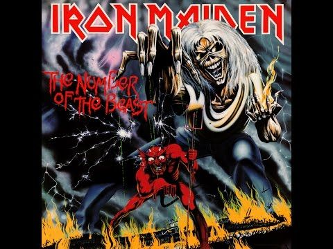 Iron Maiden - 1982 - The Number Of The Beast (Full Album)