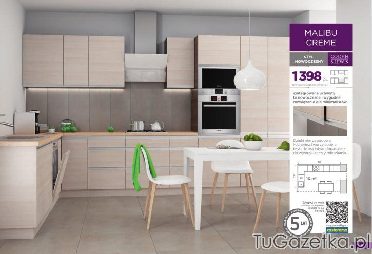 kitchen kolekcja pomysłów do wypróbowania na temat   -> Kuchnia Castorama City