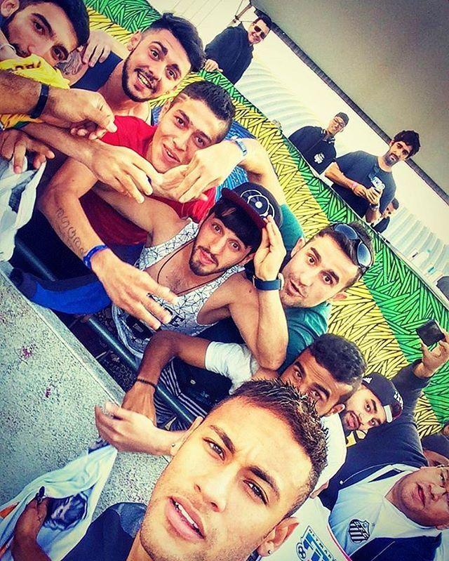 @neymarjr na Final do #NeymarjrsFive no INJR !! #Neymar #Neymarjr #Njr ⚽