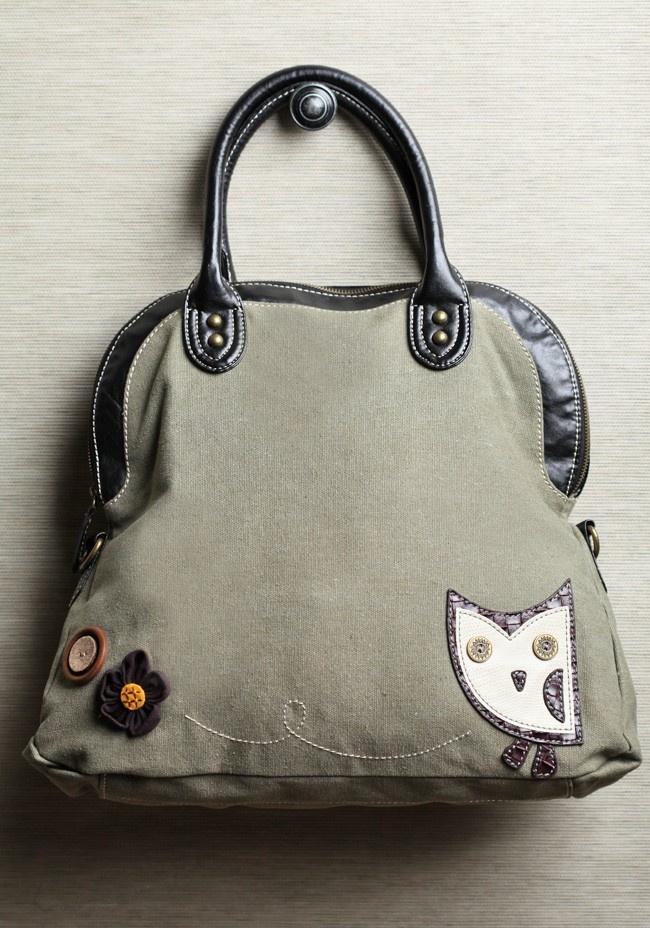 Owl Adventure Bag by Shopruche.com