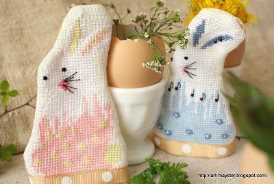 Ручные вещи: Пасхальный декор/ Easter decor