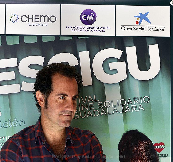 Tomás Cimadevilla (C) Foto FESCIGU-INNOVART