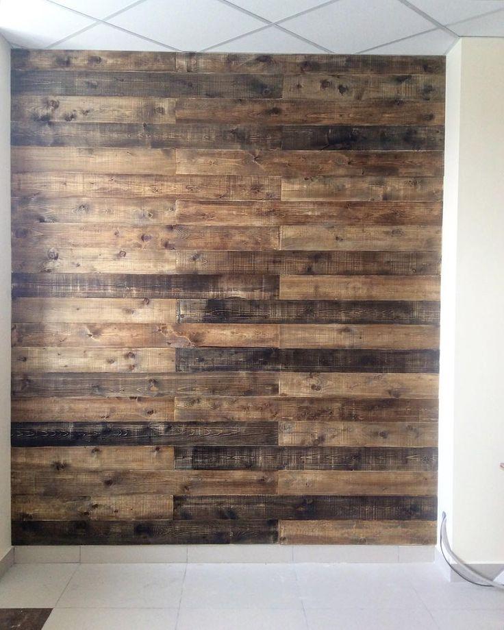 Деревянная стена #folk_makers #деревяннаястена#стенаиздерева#отделкастен…