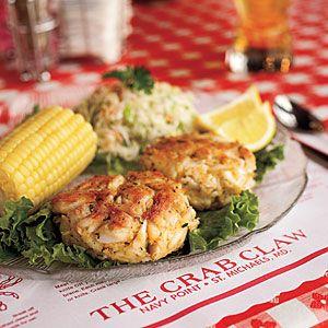 Annapolis Crab Cake Recipes