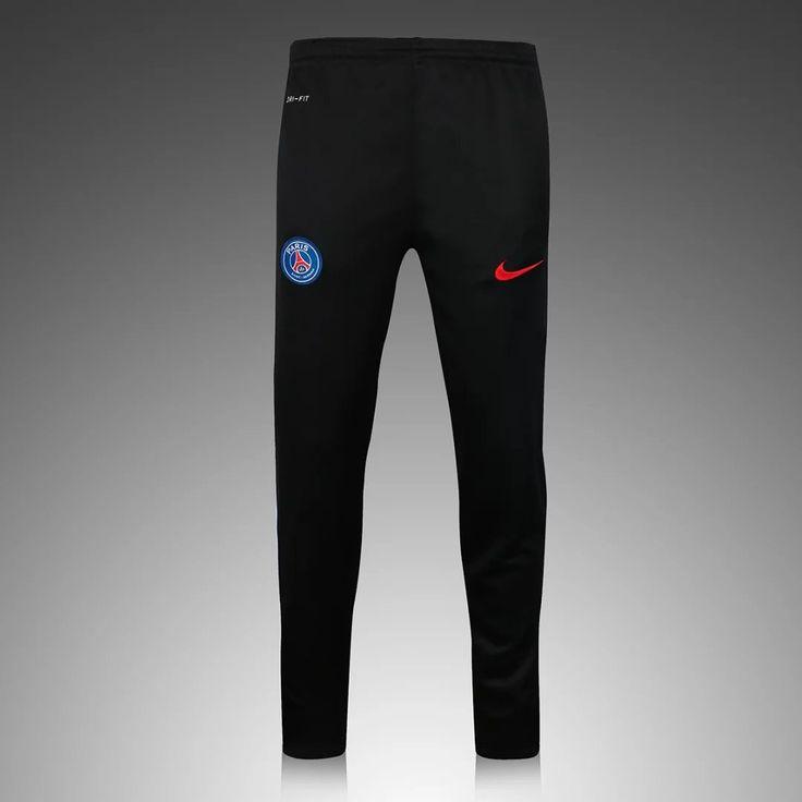 PSG 2016/17 Men Training Pants-Black