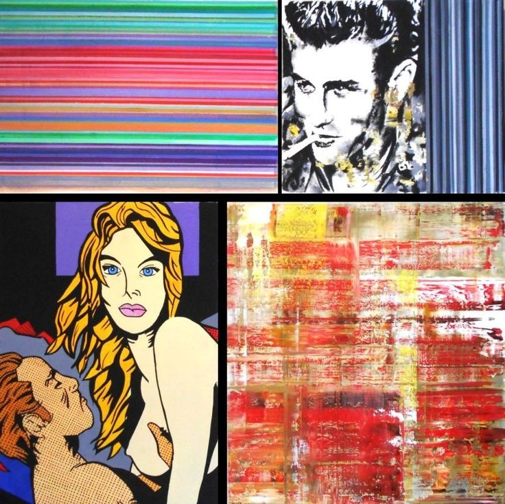 PoP Art Gallery - martinsonnleitners Jimdo-Page!