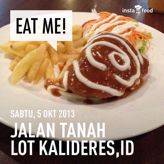 Chicken Cordon Bleu #ID #indonesia #jakarta #instagood #instadaily #instapic #instanesia #instamood #instacool #iphonesia