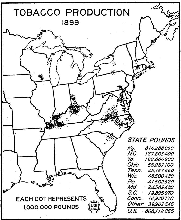 Best Gilded Age America Maps Charts Images On - Us rice production map