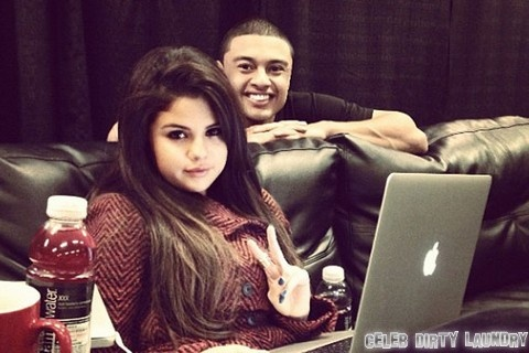 Who is selena gomez hookup after justin bieber