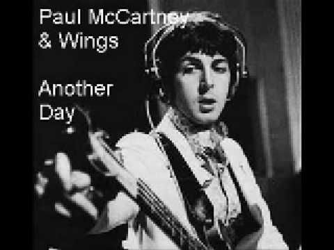 Paul MacCartney & Wings Another Day