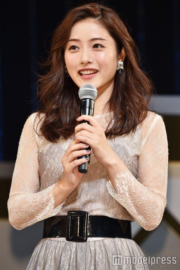 #石原さとみ Satomi Ishihara(C)モデルプレス