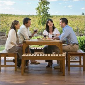 One of the prizes in the Hospital Research Home Lottery is a 2 day Barossa experience.  And the featured pic?  People enjoying the sunshine and wine at Murray Street Vineyards.  #ExperienceIt #WesternBarossa #TripAdvisor