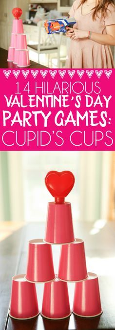 Valentine's Day Games Everyone Will Love - Play Party Plan
