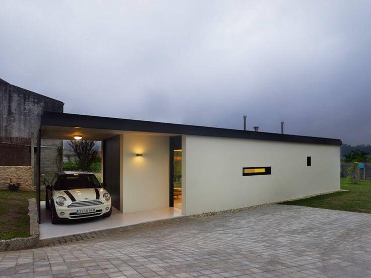 Een heel klein huis met een grootse uitstraling! Verbaas je…