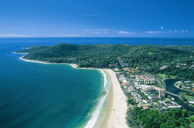 pics from australia | Noosa, Australia, is within an easy two-hour drive from Brisbane ...