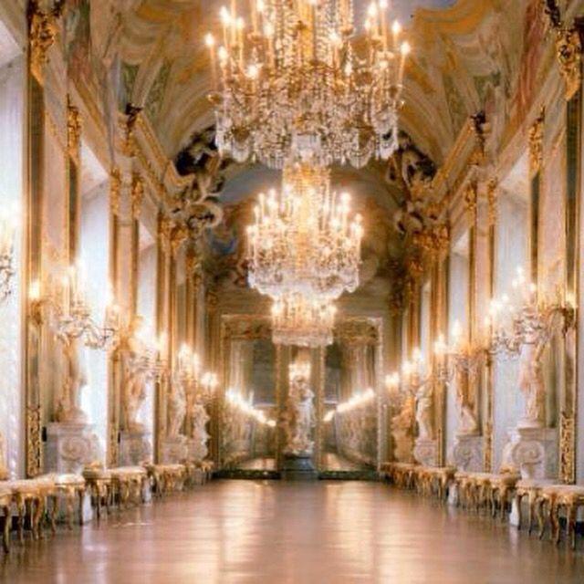 Palace in Genova Italy