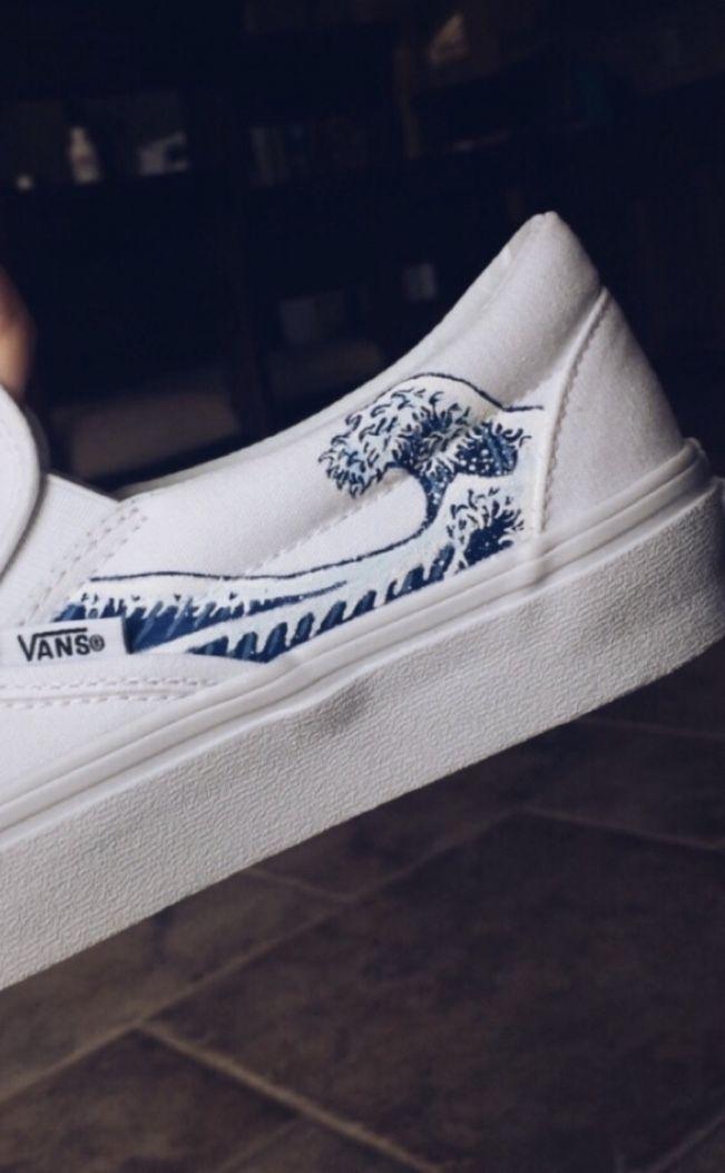 Painted shoes diy, Custom vans shoes