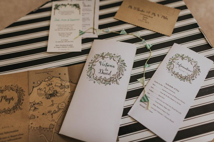 Can't get over these amazing invitations! Photo by Benjamin Stuart Photography #weddingphotography #weddinginvite #invitation #weddingstationary #weddingideas #festivaltheme