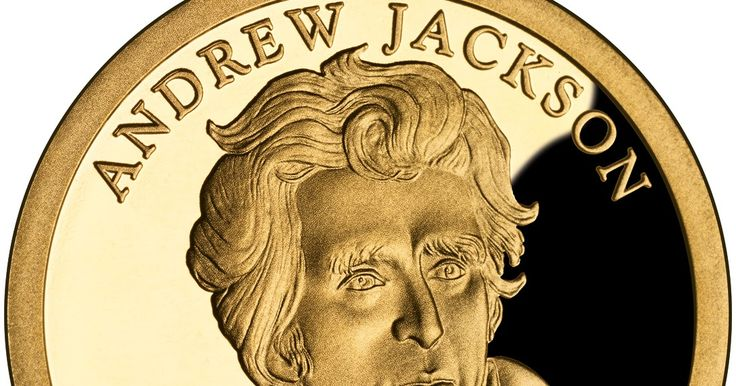 Andrew Jackson2008 US Presidential One Dollar Coin  The Andrew Jackson Presidential Dollar was released on August 14, 2008. Th...