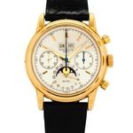 Patek Philippe Ref. 2499, Third Series retailed by Beyer (Zurich).