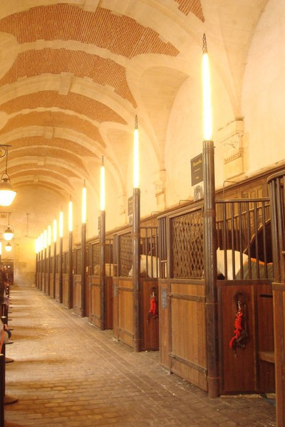 Inside the stables at Versailles | cozy | Pinterest ...