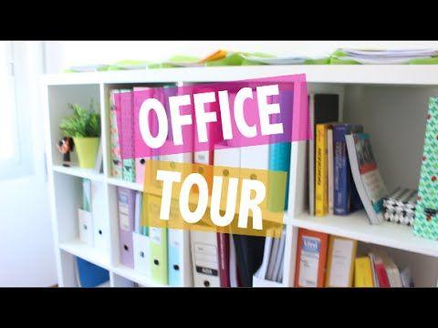 OFFICE TOUR / ¿DÓNDE ESTUDIO? - Tiempo entre Papeles