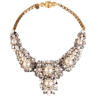 Apolonia Chalk Necklace