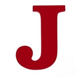 j-redBig Cardboard, Red Letters, De Jaime, Letters Colors, Crafts Letters, Fav Letters, Cardboard Letters, Bold Red, Big Red