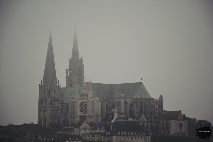 Chartres cathedral, France.