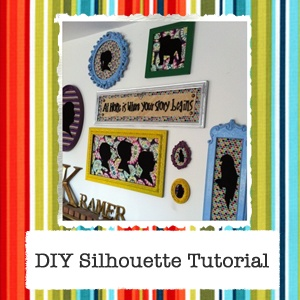 DIY Silhouettes Gallery