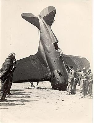 "I -16 ""Rata"" Spanish Civil War: Republican Air Force"