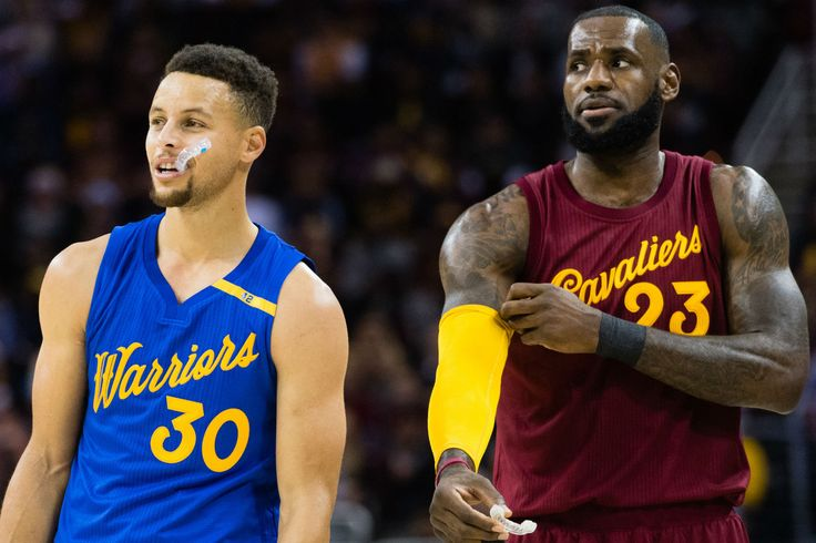 lebron james stephen curry warriors cavaliers cavs christmas day game 2016 golden state cleveland basketball hoops jerseys