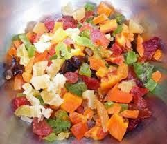 RECIPES OF ME: FRUIT SALAD INGREDIENT:1 APPLE2 BANNANABLACK GRAP...