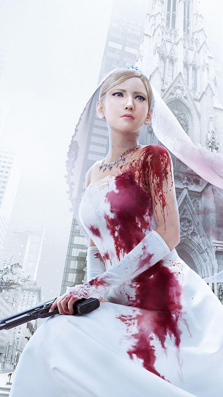 Parasite Eve 3 Bride