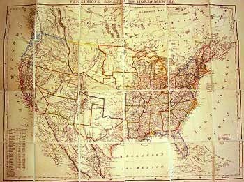 Best History Museum USA S Images On Pinterest History - 1800s us map