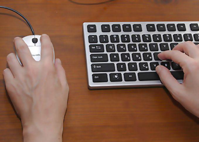 Πόσο θα ωφεληθείς δουλεύοντας το ποντίκι με το άλλο χέρι;