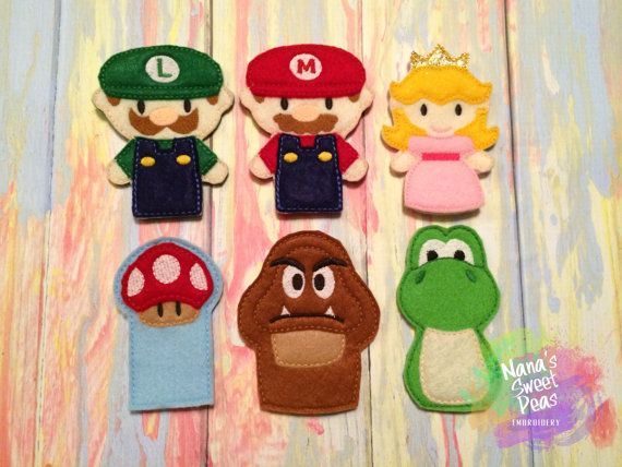 Hey, I found this really awesome Etsy listing at https://www.etsy.com/listing/194332200/finger-puppets-super-hero-brothers