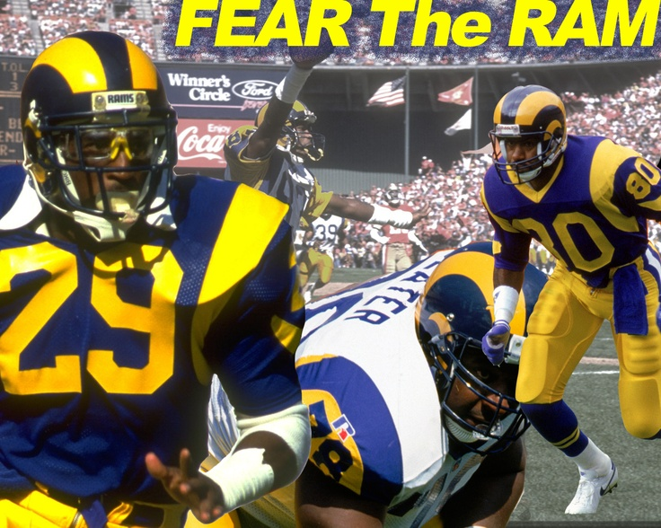 Image detail for -Los Angeles Rams Desktop Background ...