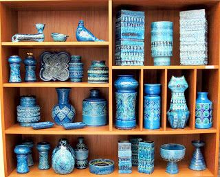 Simple Virtues: Bitossi Raymor Pottery and Rimini Blu