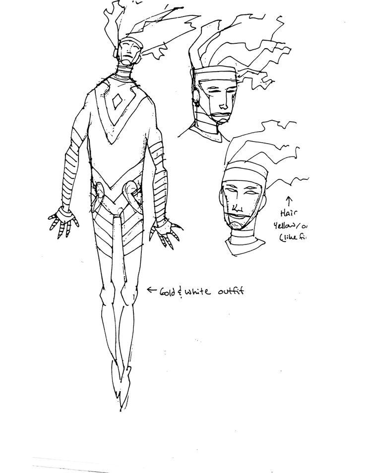 Hi, I'm a contract kille..er..um artist who creates storyboards, concept design and comic books,...