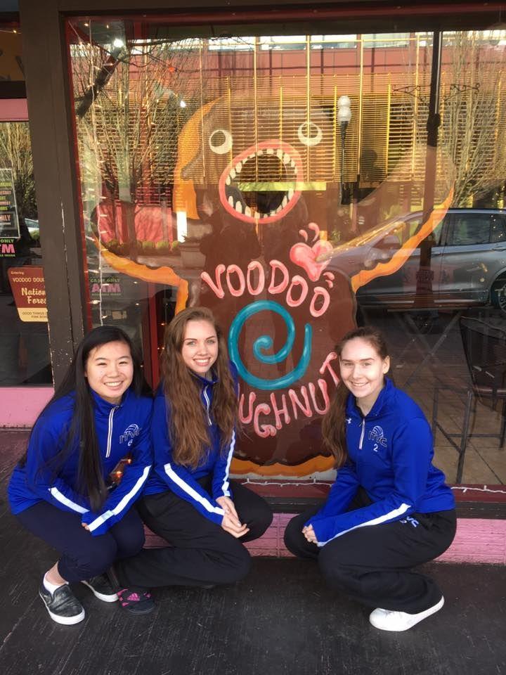 Voodoo Donuts -  Eugene, Oregon
