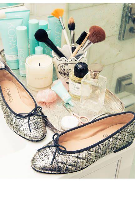 The Coveteur Miranda Kerr - Model Miranda Kerr Fashion Accesories - ELLE